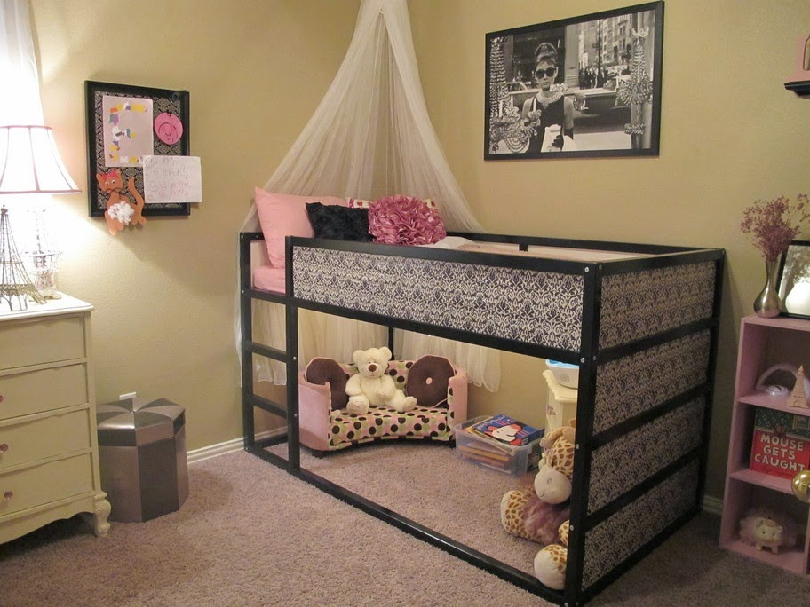 6 ways to make your bedroom looking more girly
