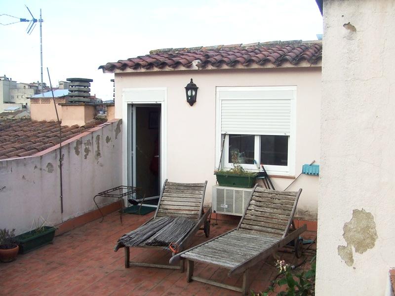 Patricia nos ense a el antes y el despu s de su terraza y - Como cubrir una terraza ...
