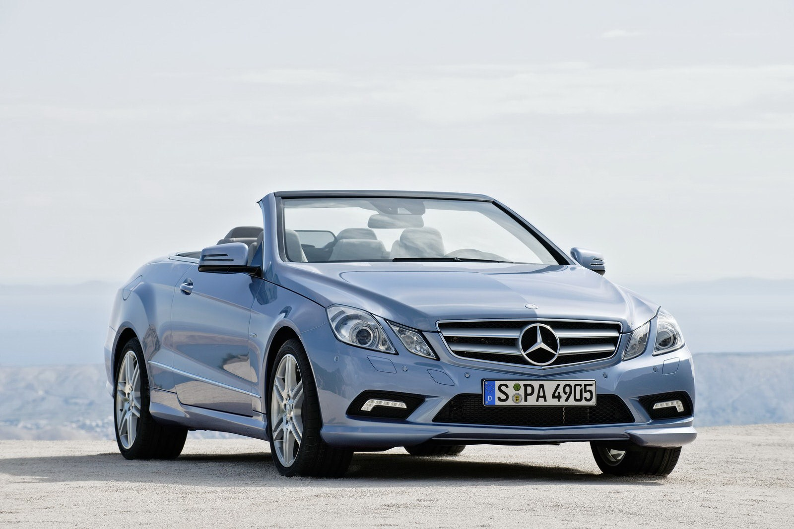 2016 Mercedes Benz S Class Convertible Spy Pictures Auto Emb