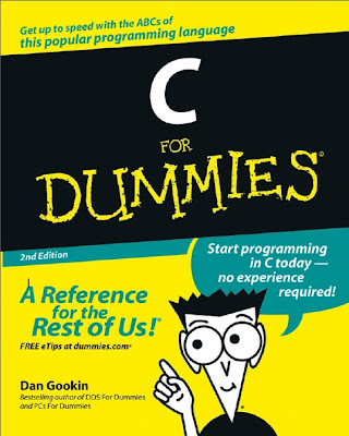 C for dummies 2nd edition cover