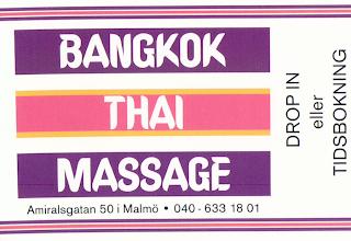 bästa sexleksaken thai massage guiden