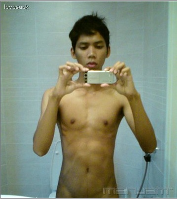 malay guy Naked