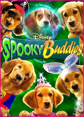 Watch Spooky Buddies 2011 BRRip Hollywood Movie Online | Spooky Buddies 2011 Hollywood Movie Poster