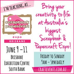 Scrapbook & Papercraft Expo June 9th - 11th