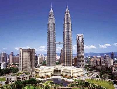 Gedung Tertinggi di Asia