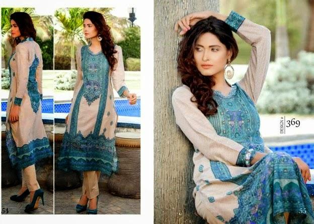 Digital Printed Dresses by Rashid Textiles