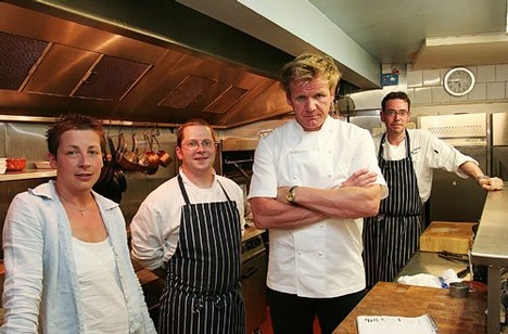 Hell S Kitchen Norfolk Gordon Ramsay