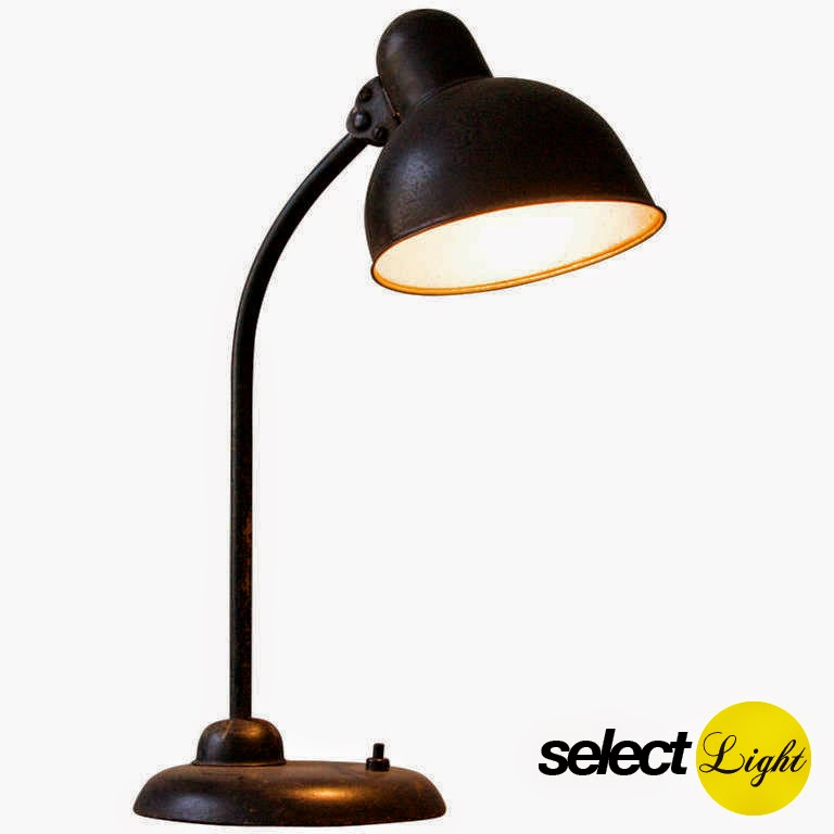 Christian Dell Lamp - Christian Dell