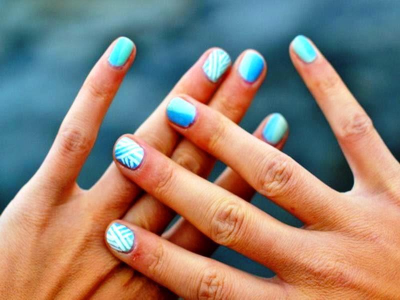 Hottest Fashion Online Cute Nails Designs