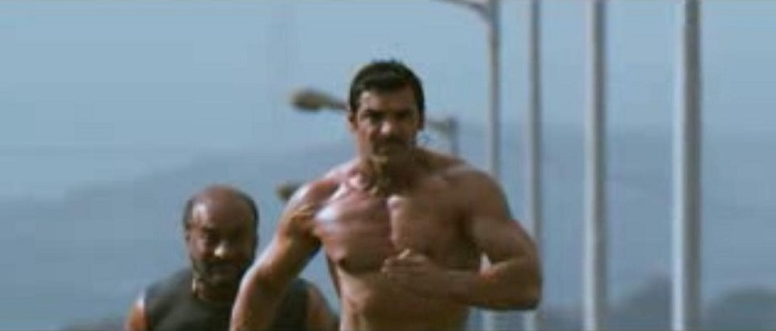 Abaraham as Manya Surve in Shootout at Wadala. Pictures.   Nighi.com ...