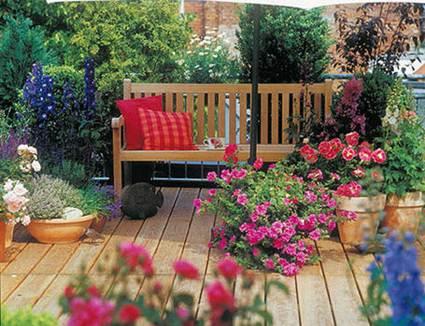 decoraci n decoracion decorar una terraza con poco dinero
