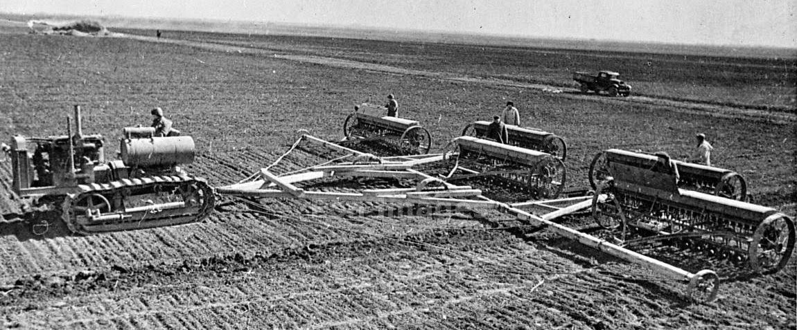 Soviet Farm