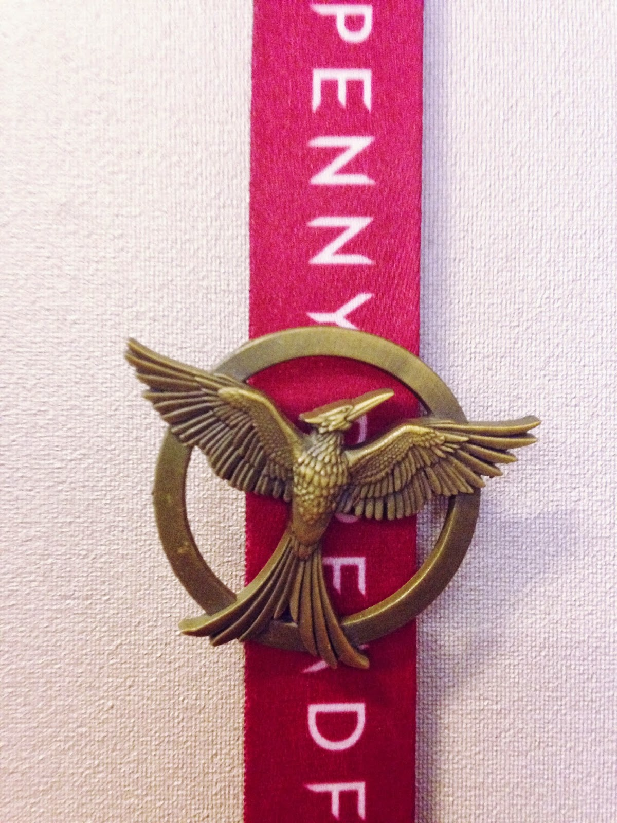 Courtney Tomesch The Hunger Games Mockingjay San Diego Comic Con