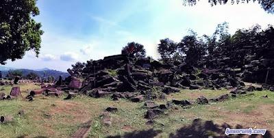 Situs Megalithikum, Gunung Padang, Cianjur