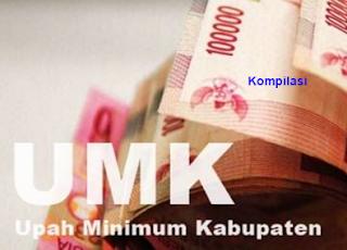 Daftar UMK Jawa Tengah 2016