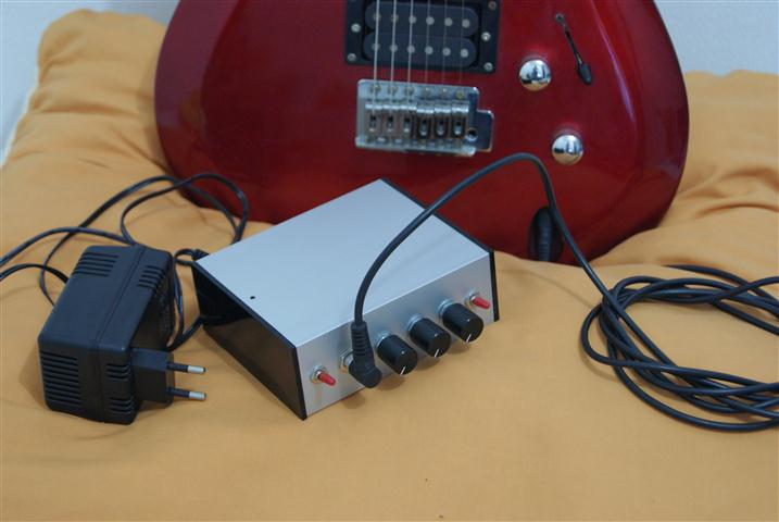 Beat Box Mini Ampli Gitar Amps Guitar