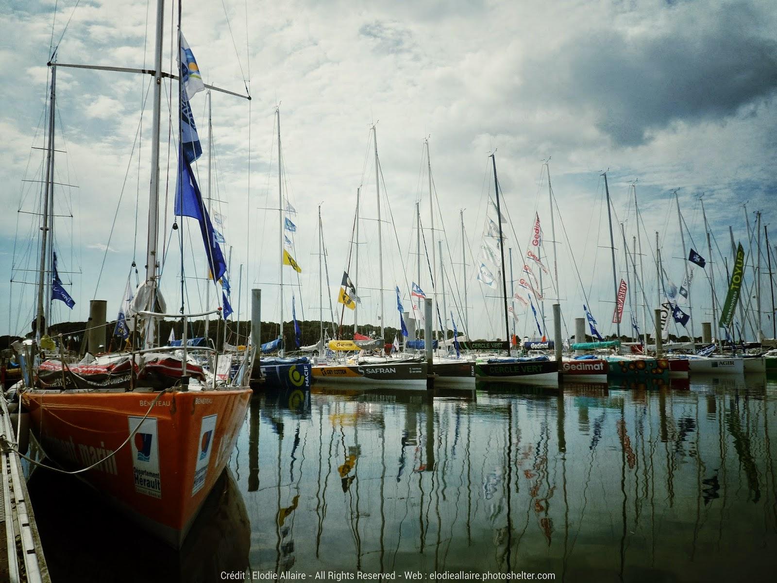 Départ demain de la Lorient Horta Solo.