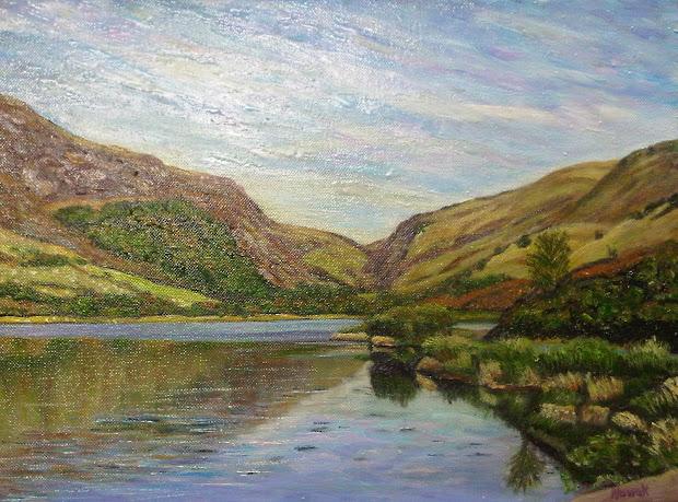 richard nowak fine art wales landscape