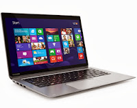 Toshiba launched kirabook