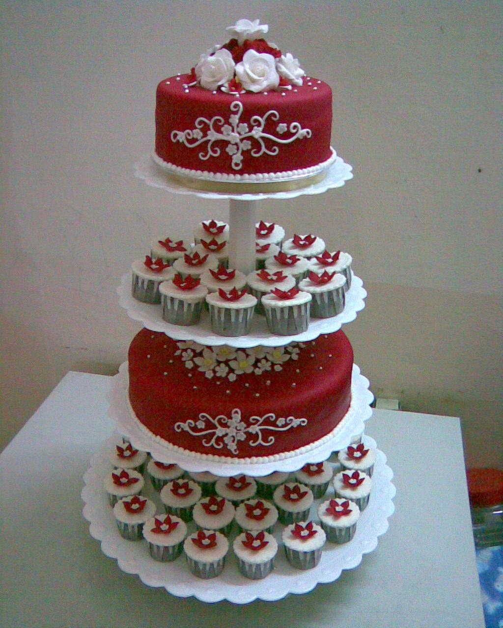 Multy Cuppies Cupcakes Wedding Cupcakes & Cakes