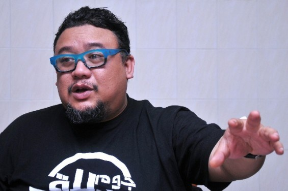 Afdlin Shauki Tegur Penaja TRW