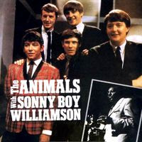 the animals with sonny boy williamson (1975)