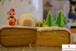 Recette Gateau Victoria Cake Garniture