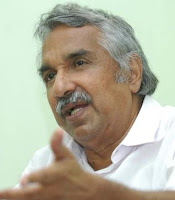 Oommen Chandy, Kerala Chief Minister