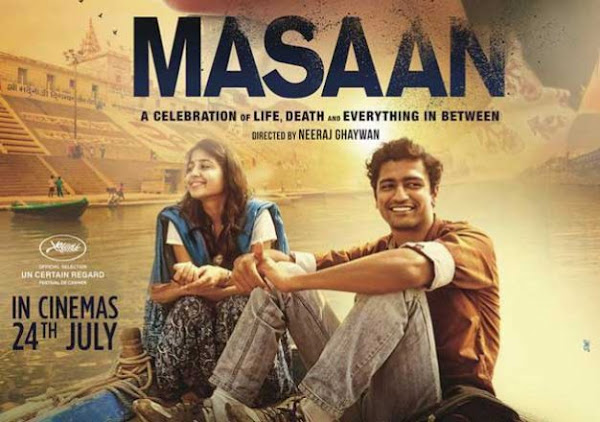 Masaan (2015) Movie Poster No. 4