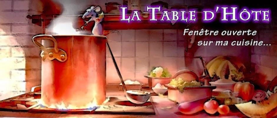 La Table dHôte