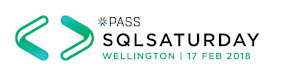 SQLSaturday Wellington 2018