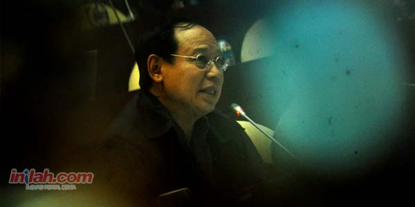 Menteri Perumahan Rakyat Djan Faridz