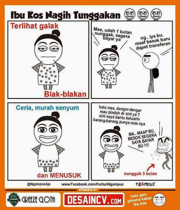 Komik Ngampus Indonesia
