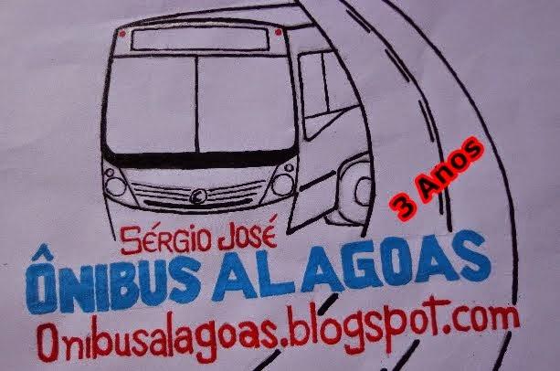 SÉRGIO JOSÉ- ÔNIBUS ALAGOAS