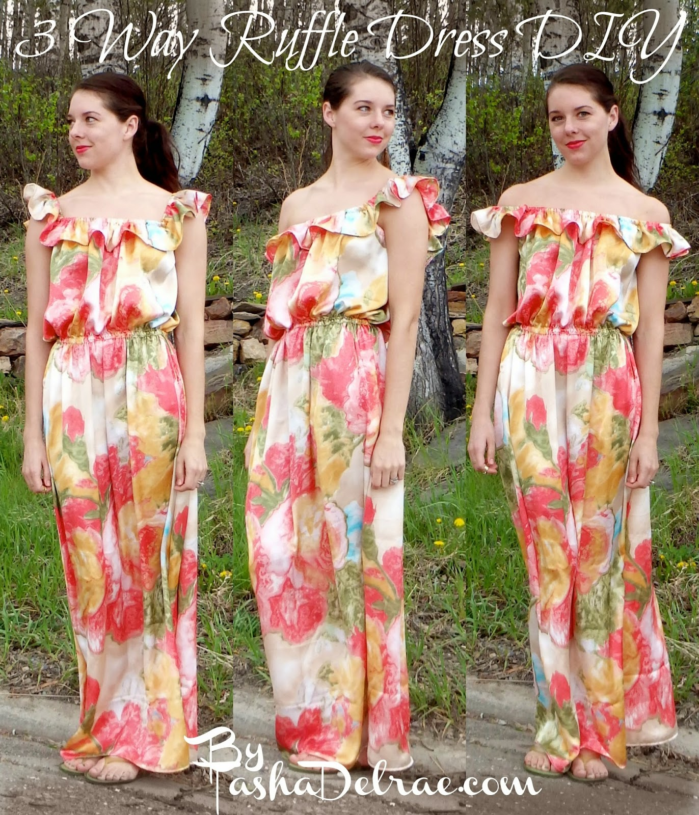 diy dress, summer dresses