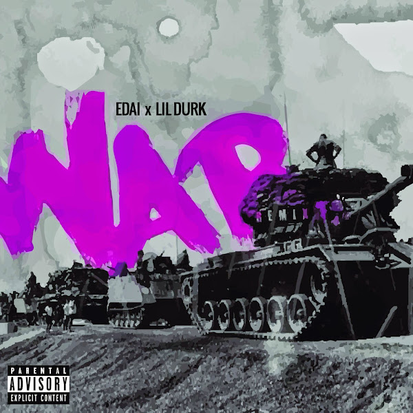 Edai - War (feat. Lil Durk) [Remix] - Single Cover