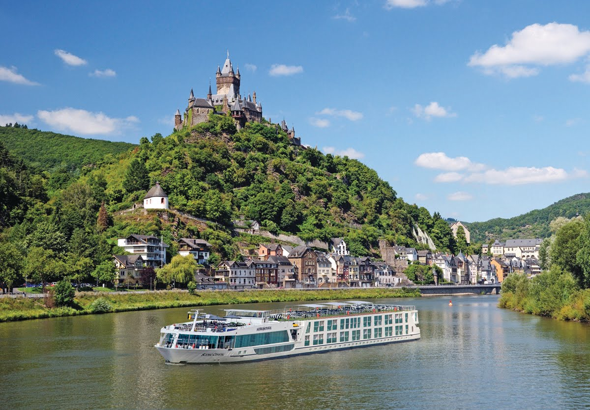 Scenic tours to invest 10 million into luxury river cruising