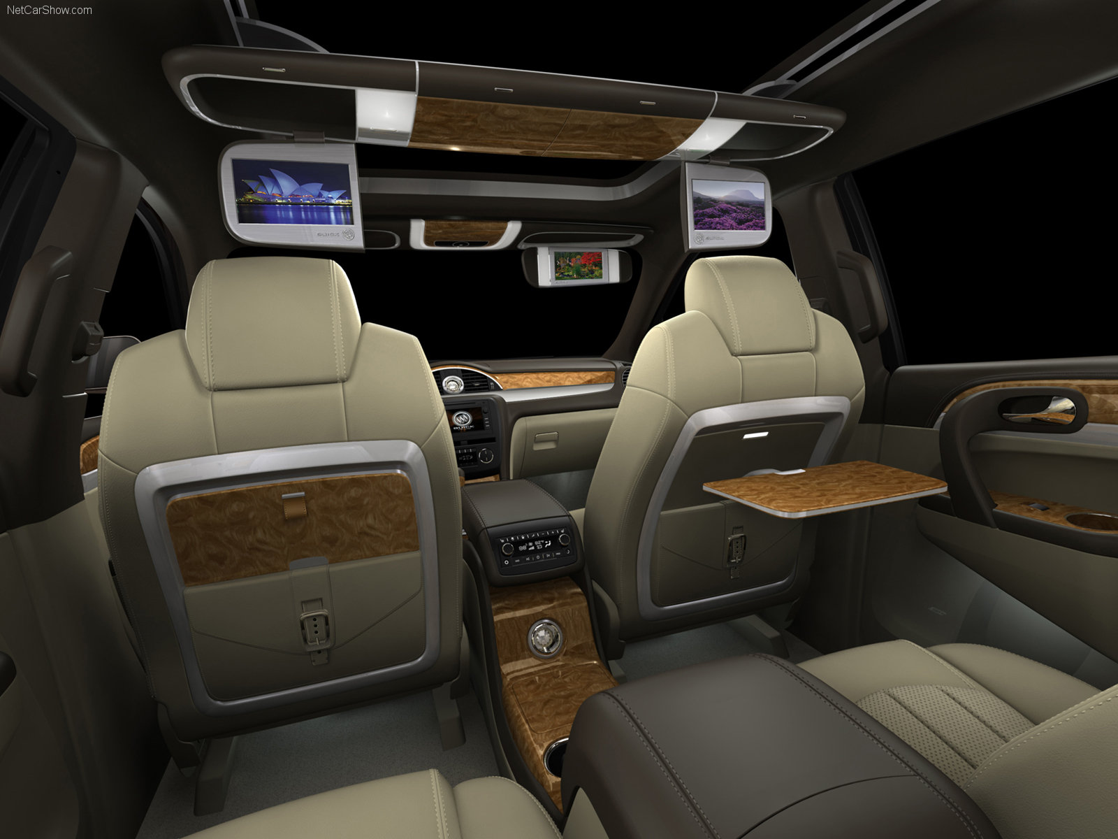 Buick enclave for Buick enclave interior pictures