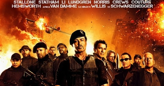 Watch The Expendables 2 (2012) Full Movie