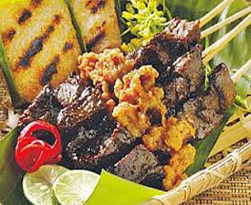 Resep Praktis dan mudah membuat makanan khas sate maranggi ala purwakarta