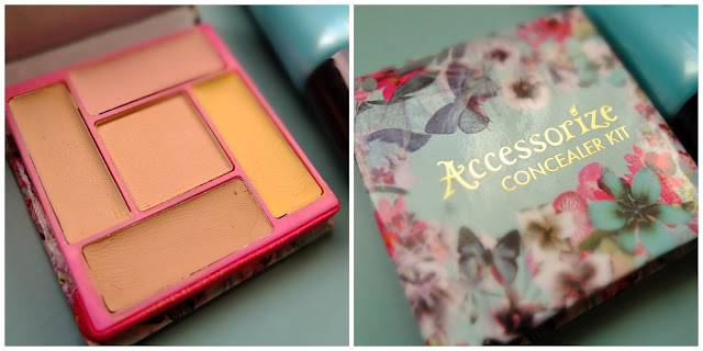 Accessorize Concealer Kit on www.helloterrilowe.com
