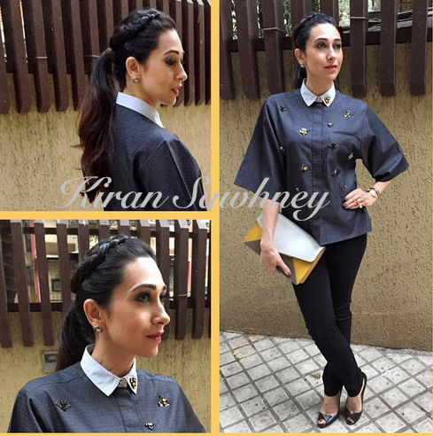 Karisma Kapoor in Sanchita