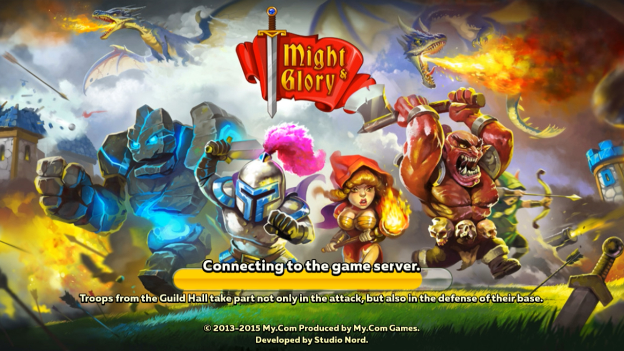 Might and Glory: Kingdom War Gameplay IOS / Android
