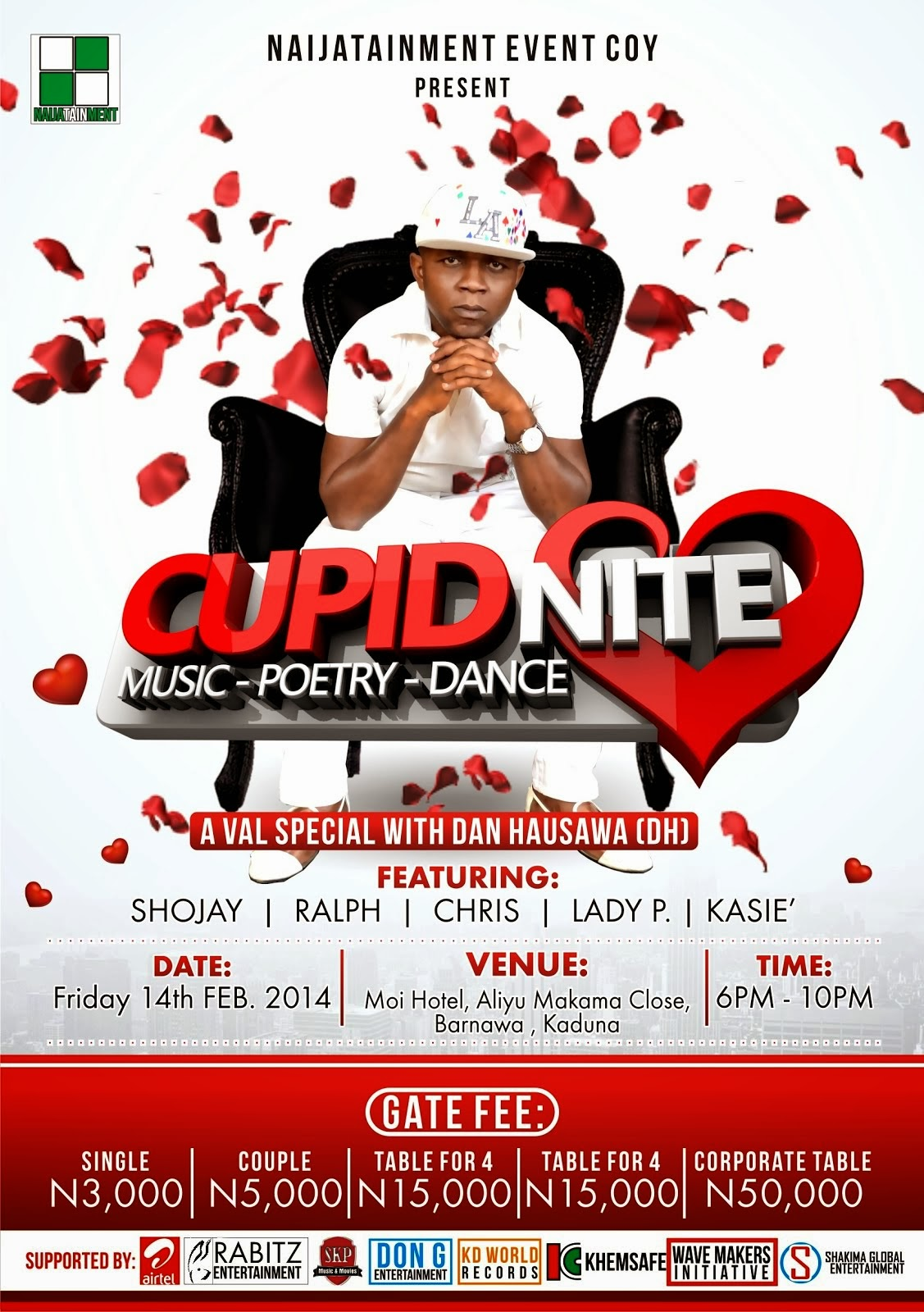 CUPID NIGHT