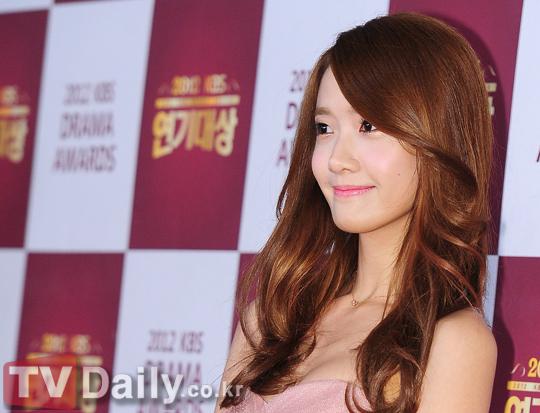 Yoona 2012 KBS Drama Awards