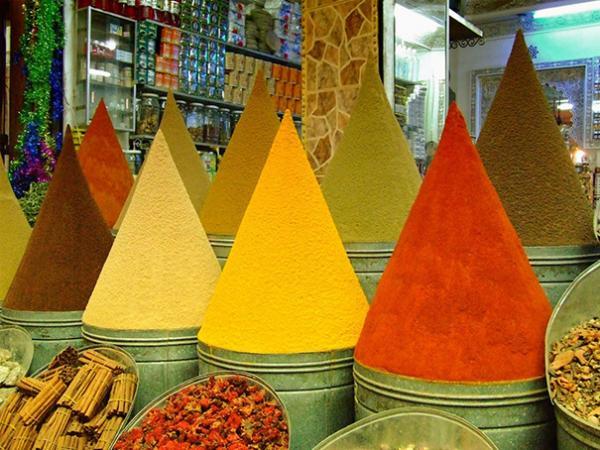 Bumbu di Marrakesh
