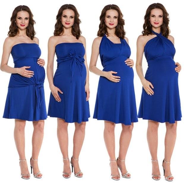 Sukienki Ciążowe Na Wesele Piękny Brzuszek Blog Odzież Ciążowa