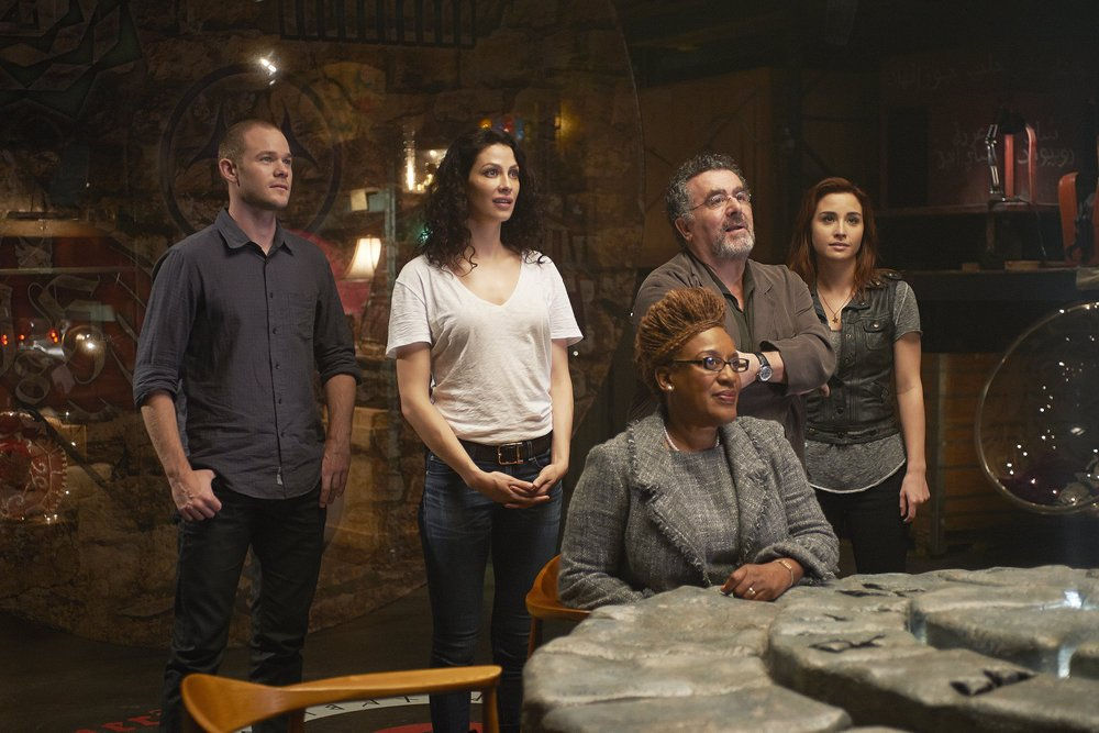 Warehouse 13 - Episode 5.06 - Endless (Series Finale) - Promotional Photos