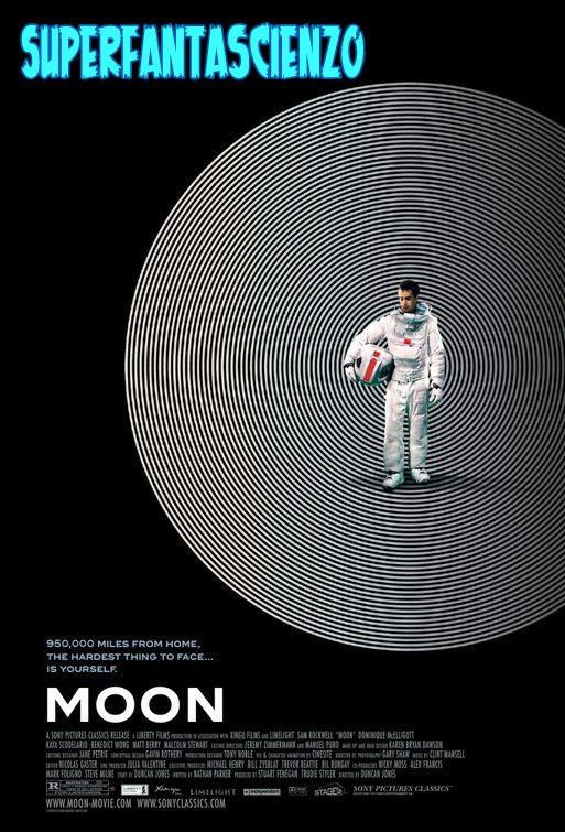 Moon 2009 film recensione