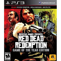 Red Dead Redemption: Game of the Year Edition PS3/Xbox